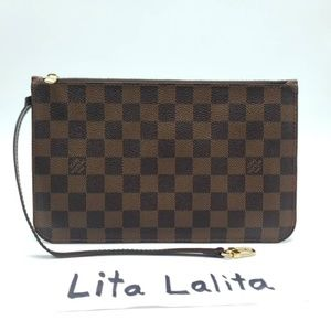 Louis vuitton Neverfull pouch MM/GM